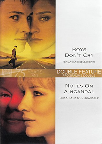 Boys Don't Cry / Notes on a Scandal (Double Feature)