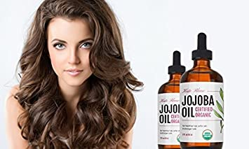 Cuidar el cabello con aceite de jojoba