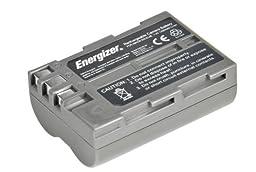 Energizer ENB-NEL3E Digital Replacement Battery EN-EL3E for Nikon D100, D200, D300, D300s, D50, D70, D70s, D700, D80 and D90 (Gray)
