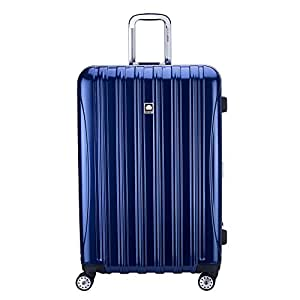 "DELSEY Paris Helium Aero 29"" Exp. Spinner Trolley, Blue (Blue) - 40201183002"