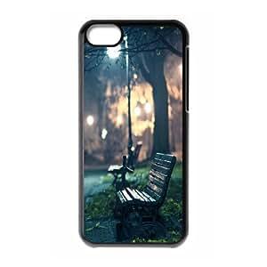 Iphone 5C Case, park 8 Case for Iphone 5C Black