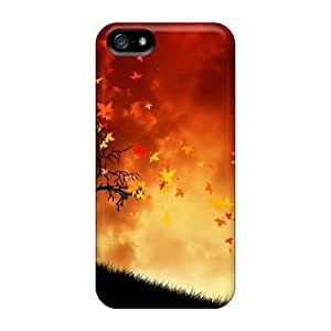 Forever Collectibles Fiery Tree Hard Snap-on Iphone 5/5s Case