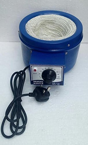 220v Heating Mantle 2000mL//2L with Spare Mantle 2L