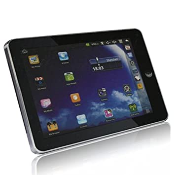 ePad - Android 2 2 Tablet with 8 Inch Touchscreen + WIFI +