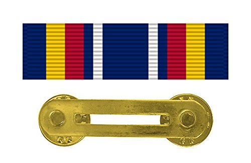 Global War on Terrorism Service Ribbon for GWOTS Medal & Ribbon Holder Bar
