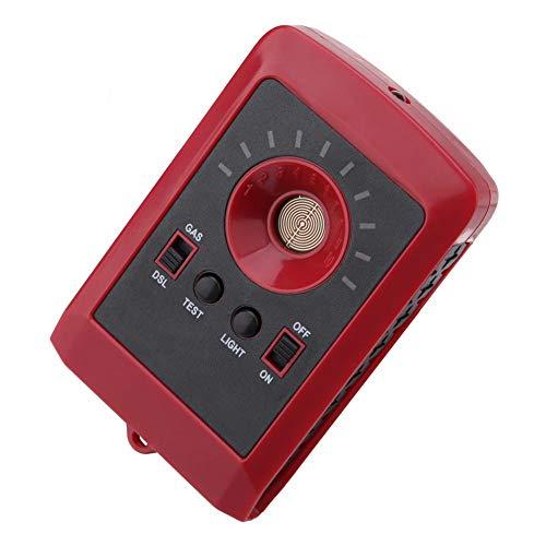 Oil Quality Detector, Car Digital Stroke Oil Quality Tester Motor Engine Detector Gas Diesel Gasoline Analyzer with Strap