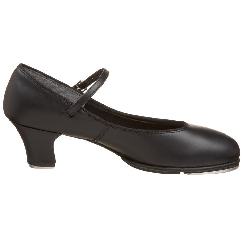 Footlight Shoe Tap Women's Jr Black Tap Capezio 4qRw0BvAK