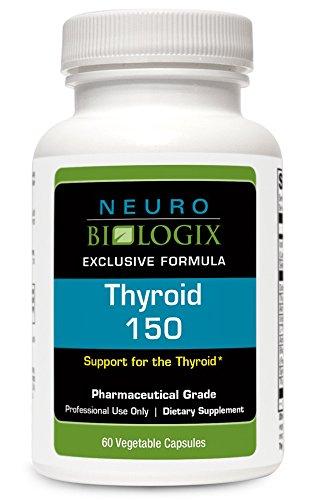 Neurobiologix - thyroïde 150 (60 gélules)