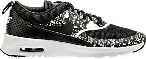 Nike Air Max Thea Print Nero / Bianco Donna 11