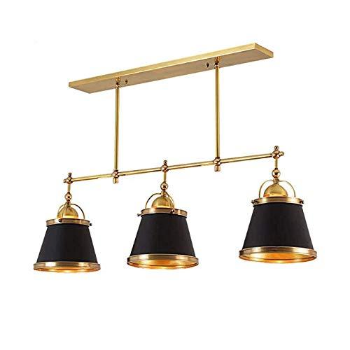 アメリカの国純粋な銅ランプ、銅ランプシャンデリアランプリビングルームランプ高級ランプモダンキッチンダイニングルームリビングルームガーデン B07SD4FKMG