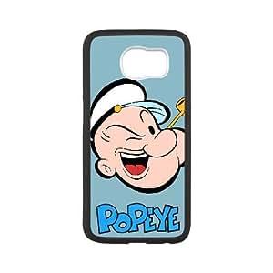 Samsung Galaxy S6 Phone Case White Popeye the sailor NJY8737926