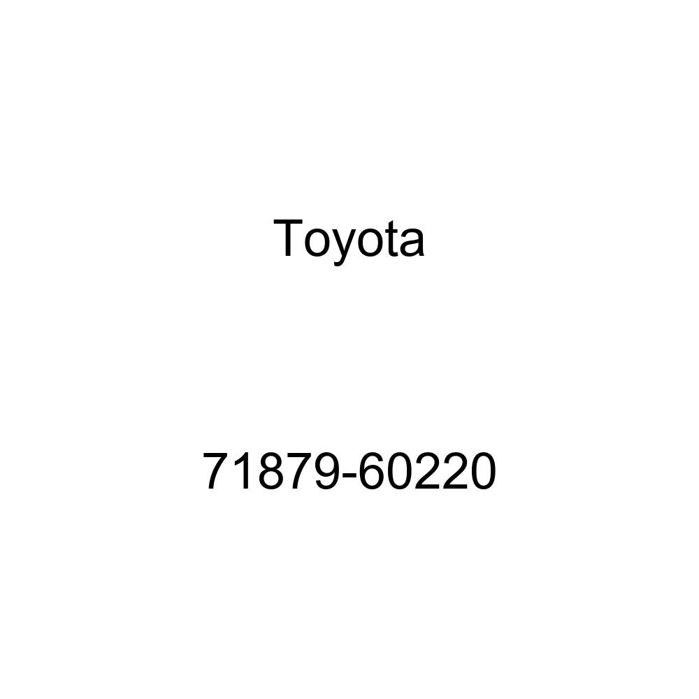 TOYOTA 71879-60220 Seat Reclining Cover