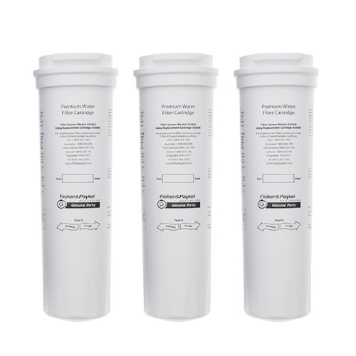 Fisher & Paykel 836848 Refrigerator Water Filter - 3 Pack