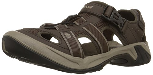 osed Toe Sandal, Turkish Coffee, 9.5 M US (Teva Sport Sandals)