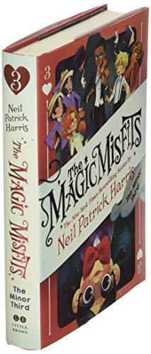 The Magic Misfits: The Minor Third (The Magic Misfits, 3)