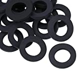 Hotop Shower Hose Washers Rubber Washers Seals for Shower Head and Hose, 20 Pack