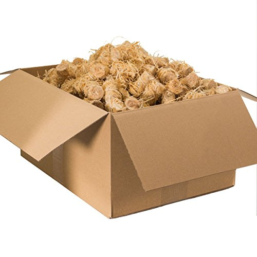 5kg Bioanzünder Kaminanzünder bis zu 400Stück Holzwolle