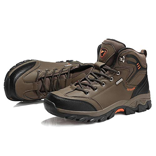 Outdoor 9 Mountain Style Camping Sports Shoes Hiking Waterproof Men Trekking Women Boots WOWEI 4w7XTqT