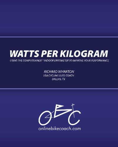 Photo Watts per Kilogram: Using the CompuTrainer Indoor Ergometer to Improve Your Performance