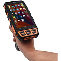 PAC-5100 Handheld Computer - Android 7 - 1D Barcode reader - Exclusively by PAC Supplies USA
