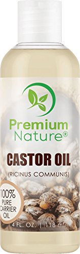 Castor Oil Pure Carrier Moisturizer