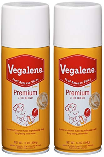 Vegalene Premium 3 Oil Blend Cooking Spray, 14 oz (Pack of - Pan Spray