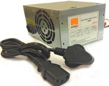 Amazon.in: Buy ZEBION ECO-2 450 W Switching ATX Power Supply (DSATA ...