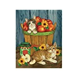 Great American Puzzle Factory Apple Basket Babies 300 Piece Puzzle by Great American Puzzle Factory