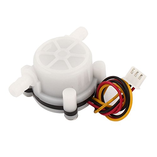 (0.1-3L/min 1.2Mpa 7mm Water Flow Hall Sensor Meter for Coffer Maker)