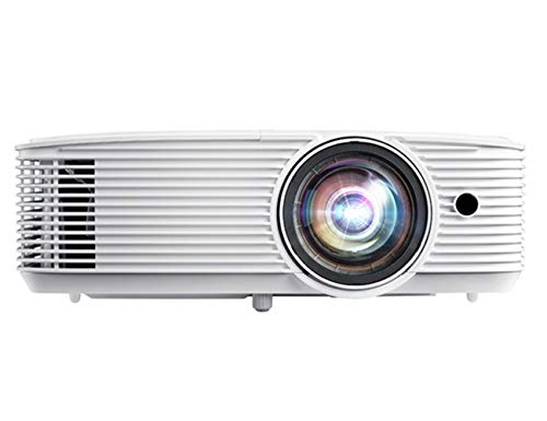 Cheap Optoma GT1080HDR Short Throw Gaming Projector | 4K HDR Input | 120Hz Refresh Rate | Fast 8.4ms Response Time | Bright 3800 lumens for Day and Night Gaming short throw projector