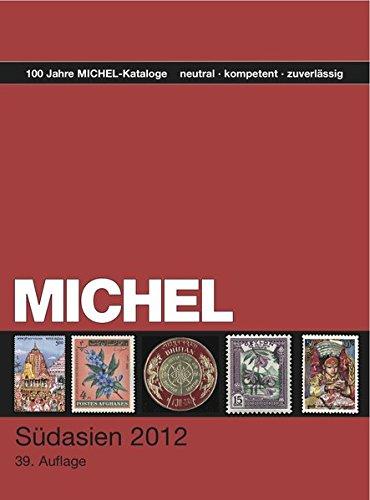 MICHEL-Südasien (Indien) 2012 (ÜK 8/1)