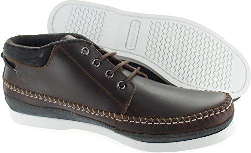 à Deakins Nicholas de Chaussures Lacets Homme Regan Marron Marron Burg Ville pour npwqaATw