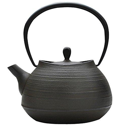 ITCHU-DO HAKEME Japanese Cast Iron tea Kettle Nambu Tetsubin 1000ml