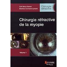 Chirurgie réfractive de la myopie