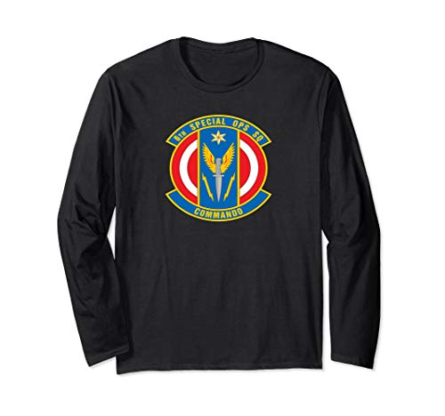 6th Special Operations Squadron Long Sleeve T-Shirt
