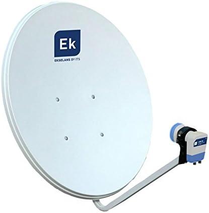 EK OD80 - Antena parabólica: Amazon.es: Electrónica