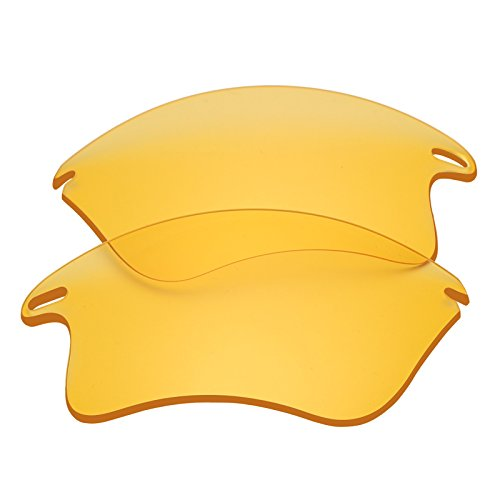 New 1.8mm Thick UV400 Replacement Lenses for Oakley Fast Jacket XL - - Oakley Fast Replacement Jacket Lenses