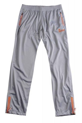 ALPHA Industries Track suit pant grigio / nero