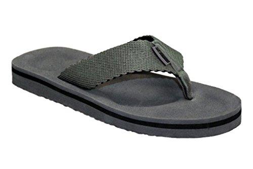 Xtreme Sports Mens Comfort Sandaal Aan Het Strand, Grijs