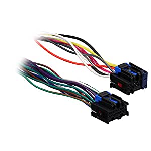 amazon com metra reverse wiring harness 71 2104 for select gm rh amazon com