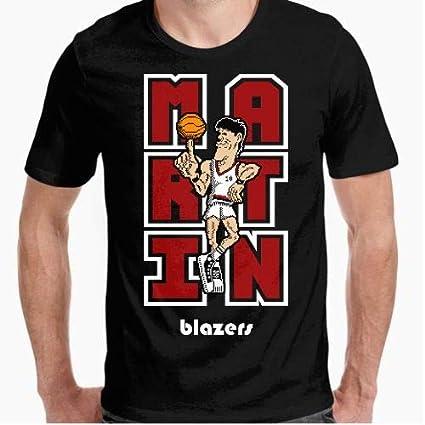 Camiseta - diseño Original - Fernando Martin - NBA - M