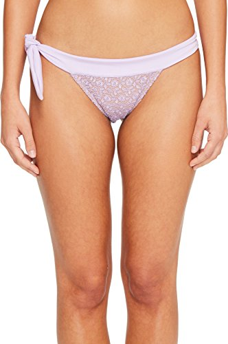 For Love and Lemons Women's Daiquiri Lace Bottom Lilac Lace X-Small