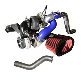 Diesel Power Source S480 Twin Turbo Kit (64mm with S480 Turbocharger) for 1998.5-2002 Dodge Cummins