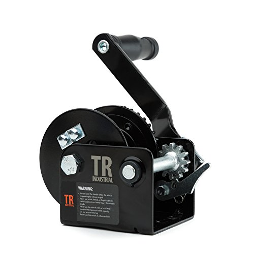 TR Industrial 600 lb. Trailer Winch
