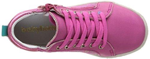 babybotte Anchantan - Zapatillas de deporte Niñas Rose (172 Fuchsia Python)