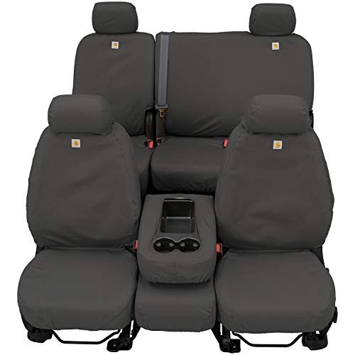 Covercraft Carhartt SeatSaver Second Row Custom Fit Seat Cover for Select Ford...