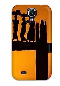 XiFu*MeiBwQjoDO4495kIXWv Case Cover Protector For Galaxy S4 People CaseXiFu*Mei