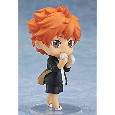 Orange Rouge Haikyu!!: Shoyo Hinata (Jersey Version) Nendoroid Action Figure: Toys & Games