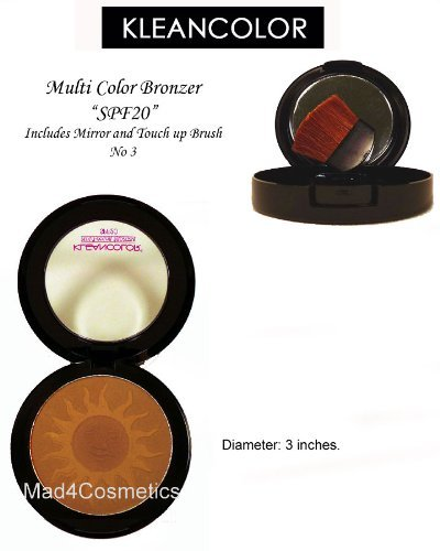 Kleancolor-Multiple-color-Bronzer-No-3