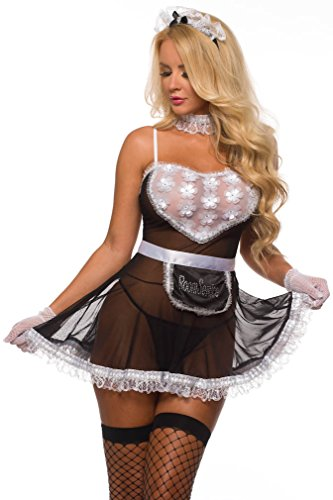 Velve (Velvet French Maid Costumes)